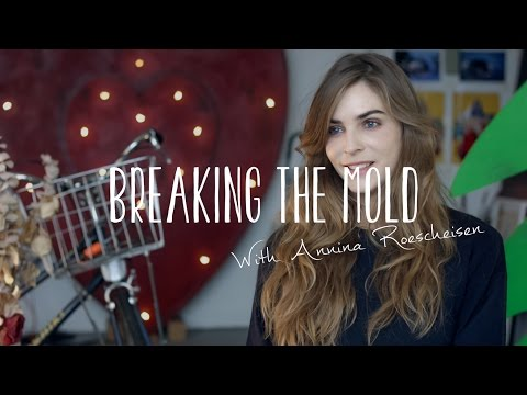 Multimedia Artist Annina Roescheisen Discusses Her Artistic Approach: Breaking The Mold Episode 2