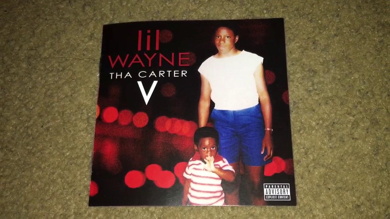 Unboxing Lil Wayne - Tha Carter V image