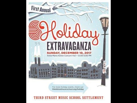 Third Street Holiday Extravaganza