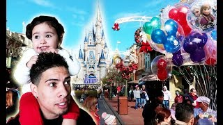 SURPRISING OUR DAUGHTER WITH TRIP TO DISNEY WORLD!!!