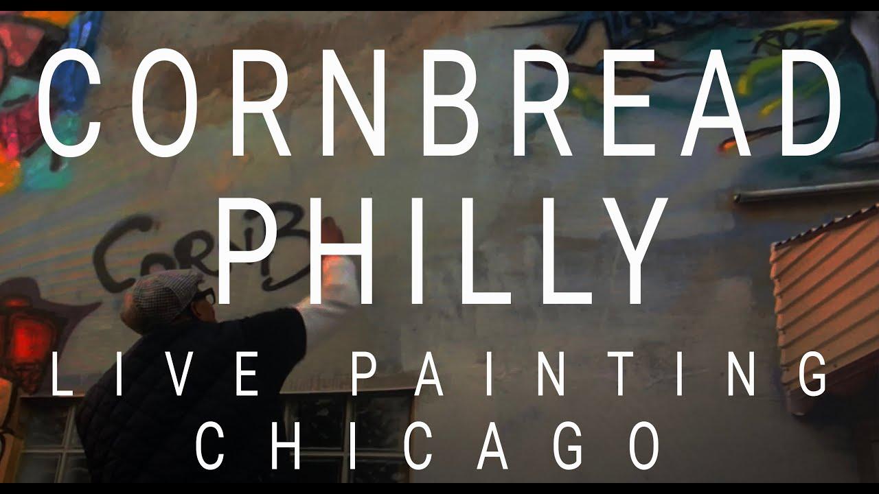 Cornbread Graffiti Pionnier First