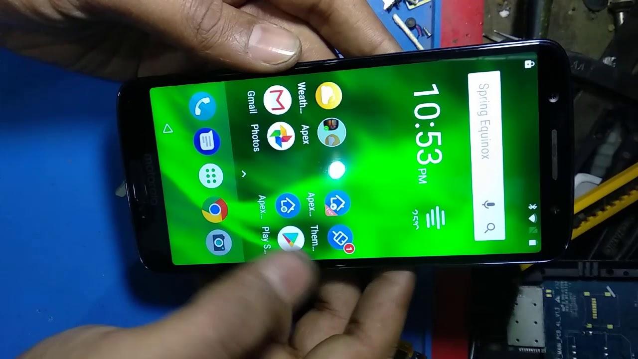 Motorola Moto G6/G6 Play FRP Remove/ Google Account Bypass