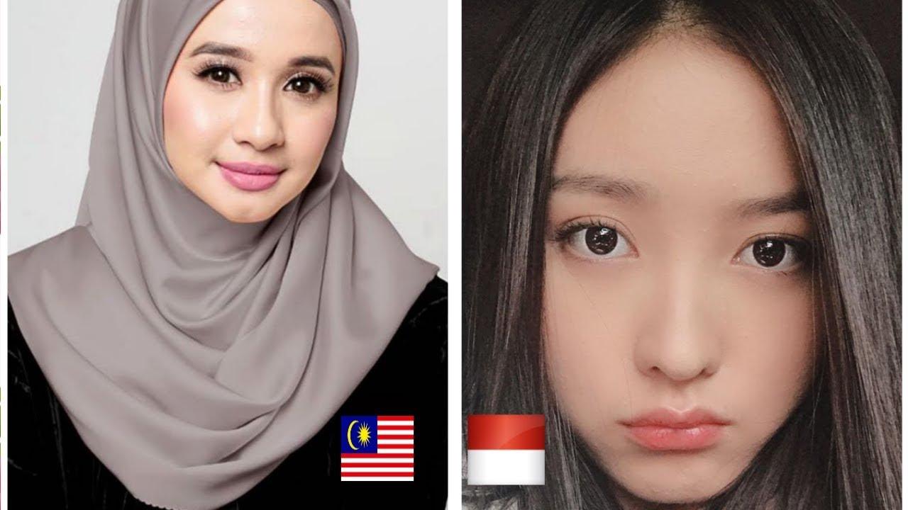 Download Artis Malaysia & Artis Indonesia (kalah jauh?)