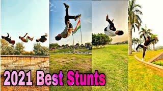 Instagram best reels stunts / Most viral videos - Rajkumar Karki