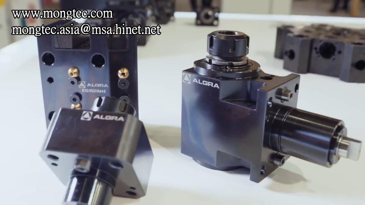 動力刀座VDI , BMT  - 國際大廠指定品牌