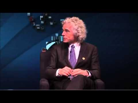 Steven Pinker Human nature in 2013