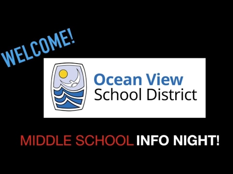 OVSD's Middle Schools Highlighted 2017