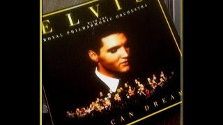 BRIDGE OVER TROUBLED WATER by ELVIS and THE ROYAL PHILARMONIC ORCHESTRA!