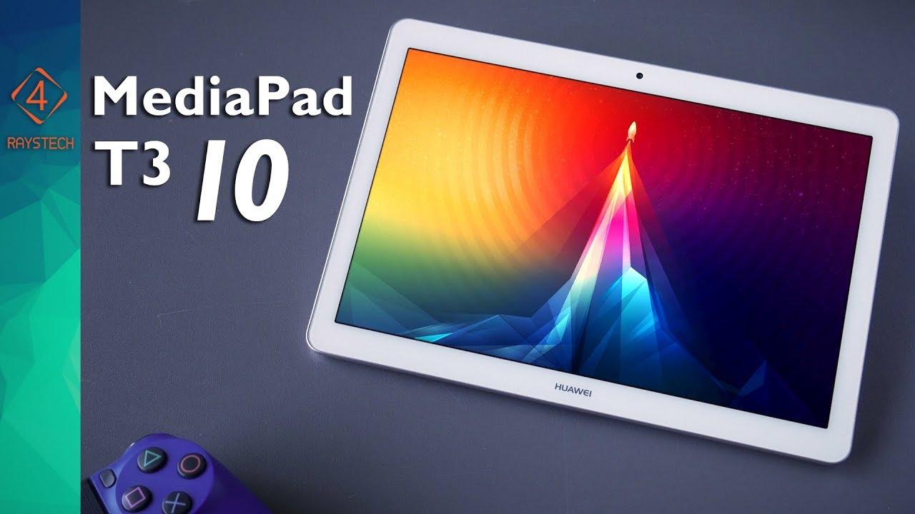 Huawei Mediapad T3 10 Review Youtube