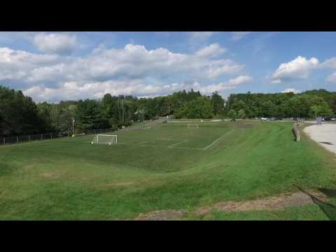 Drone footage courtesy of Jason Milde, Summer 2016