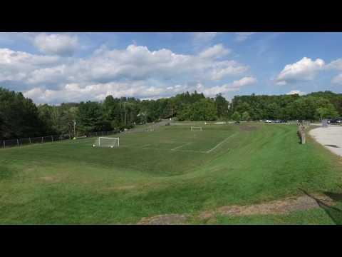 Drone footage courtesy of Jason Milde, Summer 2016