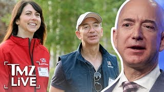 Jeff Bezos At War With National Enquirer | TMZ Live