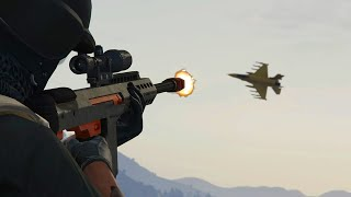Returning The Favor To Those Who Attack The Weak On GTA 5 Online