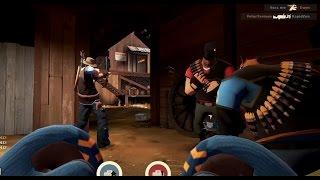 Team Fortress 2.Летящая Шапка.Монтаж