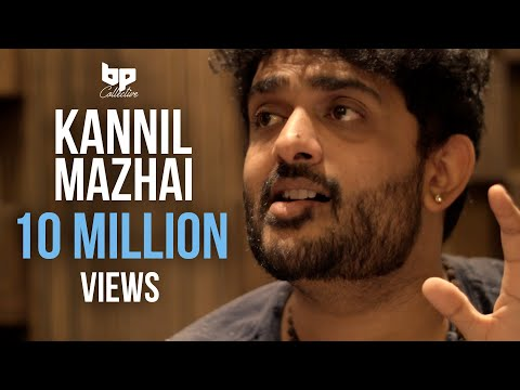 Kannil Mazhai - Official Single | Sid Sriram | Jananie SV | B Prasanna | BP Collective