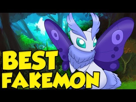 More Of The BEST Fakemon!