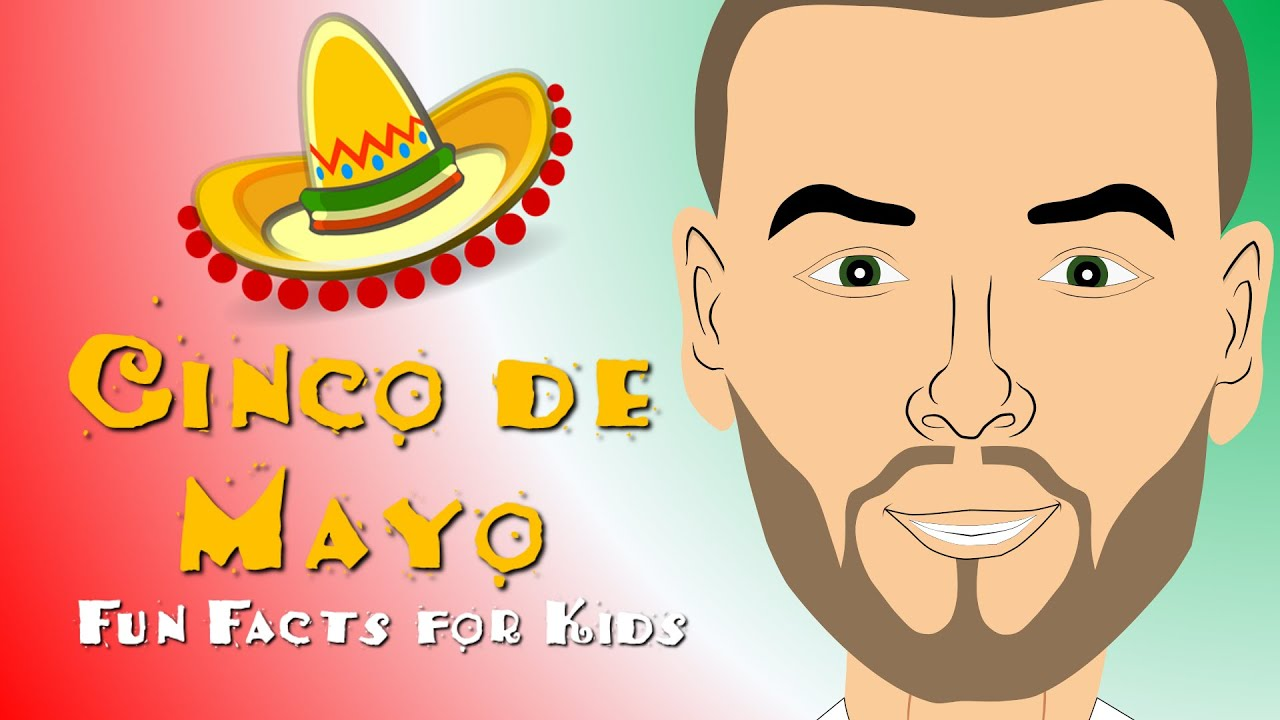 Cinco De Mayo for Kids (Educational Videos for Students \u0026 Families: Cartoon  Network) - YouTube [ 720 x 1280 Pixel ]