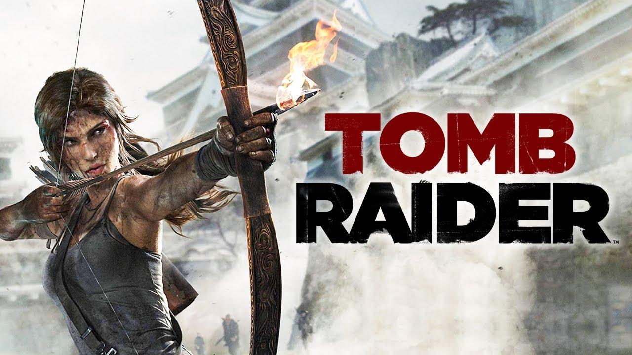 8a0a3d0a8bf232 Tomb Raider - Lara Croft and the Terrible