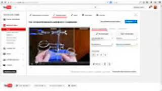 Как улучшить качество загруженного видео на ютубе, Youtube бесплатно встроенным онлайн редактором