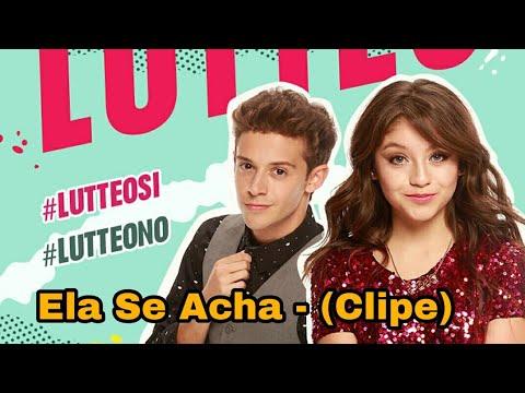 Ela Se Acha - Banda Fly (Clipe Fã Soy Luna)