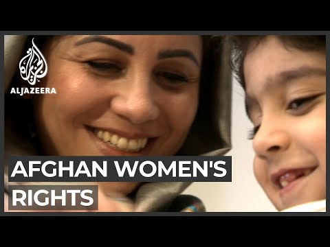 Afghan women's rights: Mother's names recorded on kids' ID cards