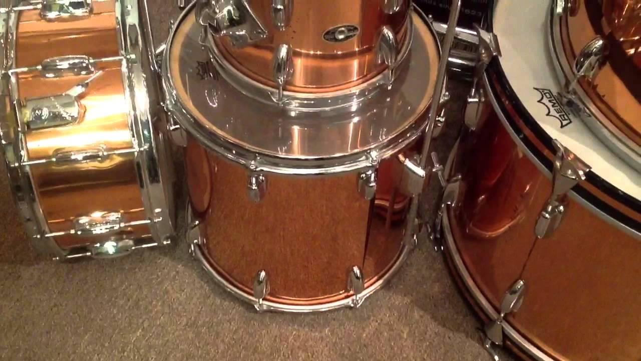 Slingerland Drums For Sale : steve maxwell copper slingerland drums for sale youtube ~ Russianpoet.info Haus und Dekorationen