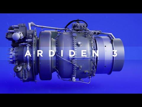 Ardiden 3 - Le moteur le plus innovant de sa catégorie | Safran Helicopter engines