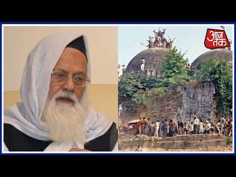 Breaking News | AIMPLB President Maulana Rabey Hasani Nadvi Agrees To Ram Mandir Construction