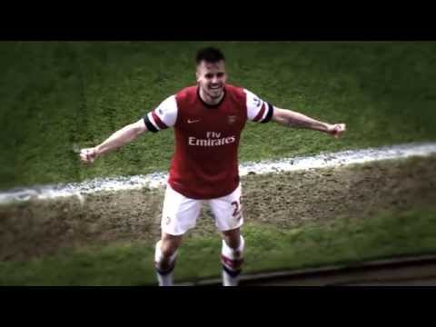 Arsenal: Best Goals from 2013/14 season