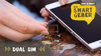 Dual Sim – So praktisch sind zwei SIM-Karten im Smartphone I kurz & smart