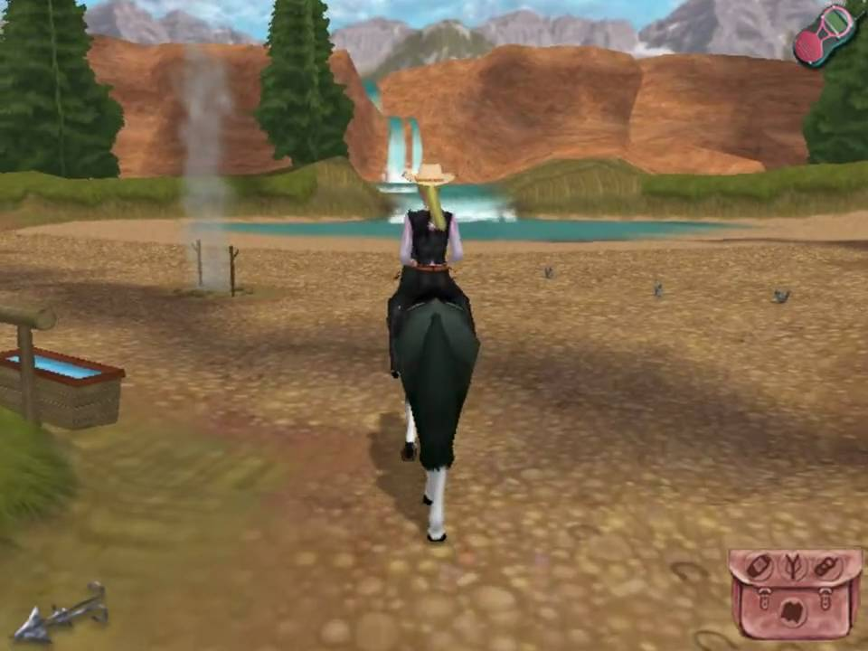 Barbie Horse Adventures Mystery Ride Playthrough Part 1