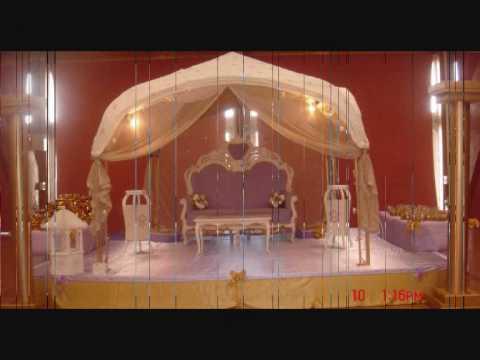 Decoration evenementielle mariage bapteme etc youtube for Decoration evenementielle