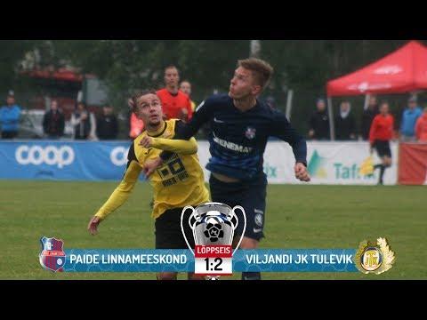 17. voor 2017: Paide Linnameeskond - Viljandi JK Tulevik 1:2 (1:2)