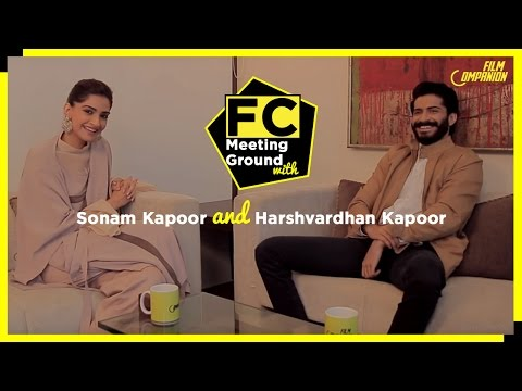 FC Meeting Ground | Sonam Kapoor & Harshvardhan Kapoor | Film Companion