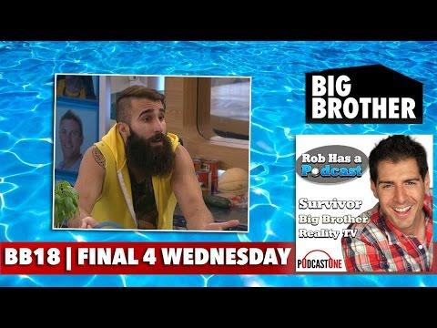 Big Brother 18 Wednesday 9/14/16 | CBS BB18 Big Brother Update Recap | Sept. 14 Big Brother 2016