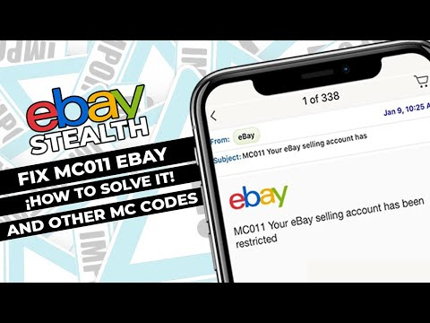 The eBay Dreaded MC113 Email Notice - Placed limitations