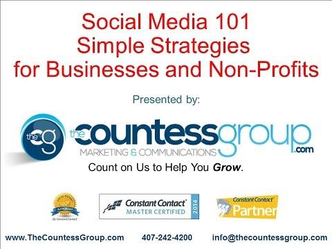 Social Media 101   The Basics of Social Media