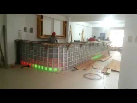 Barras digitales para cevicherias discotecas restobar for Decoraciones para cevicherias