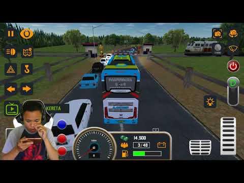 Mobile Bus Simulator | Review Game Saingannya BUSSID