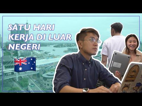 Gimana Sih Kerja Di Luar Negeri? Kerja Di Sydney, Australia 🇦🇺