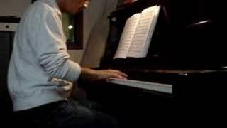 Godfather theme piano arrangement