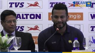 The plan is to rebuild the team for the future – Dimuth Karunaratne