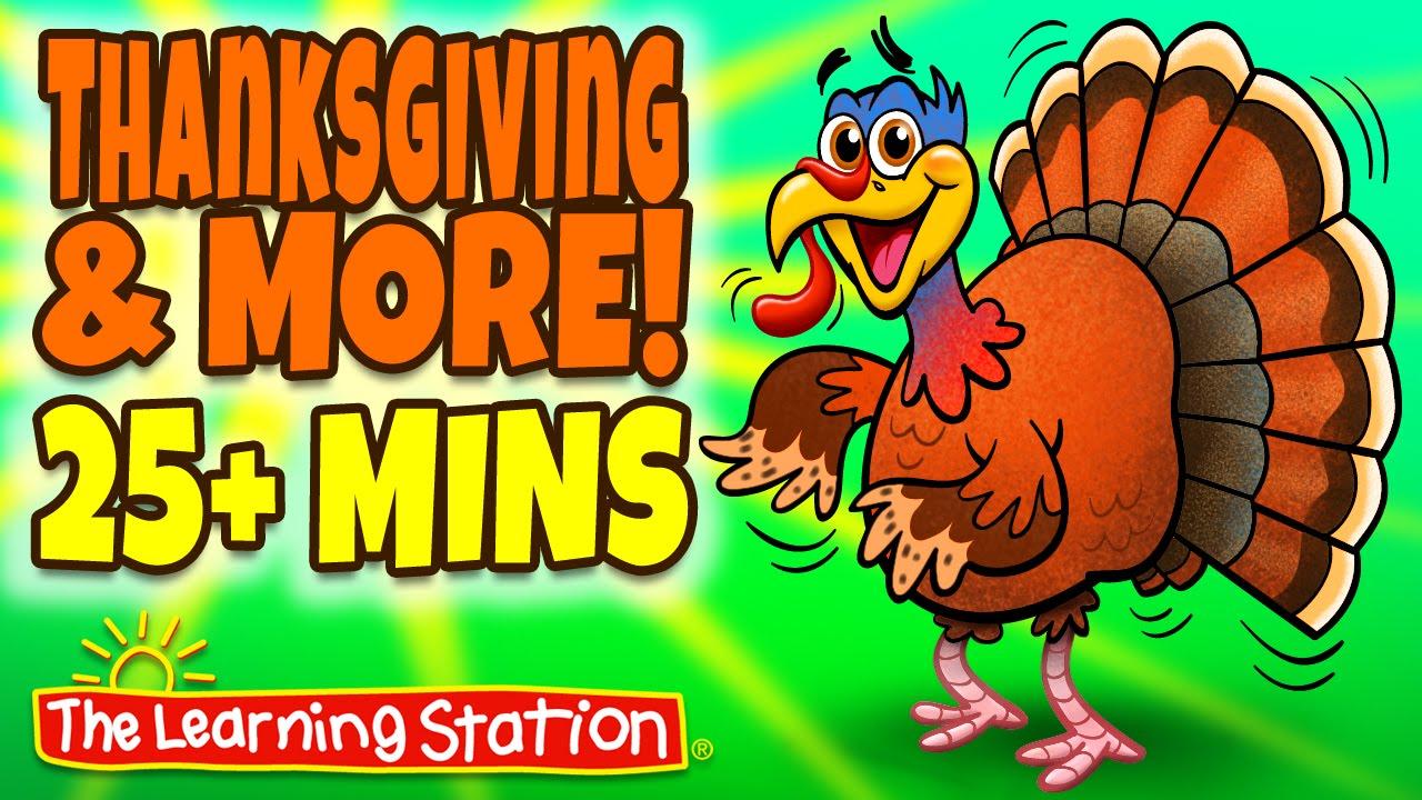 thanksgiving songs for children