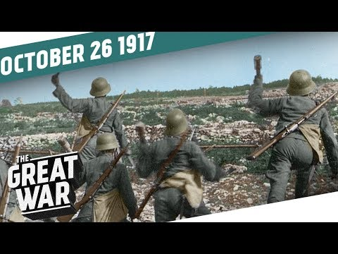 The Battle of La Malmaison - Breakthrough at Caporetto I THE GREAT WAR Week 170
