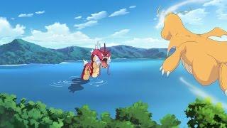 Pokémon Gerações Episódio 4: O Lago da Fúria
