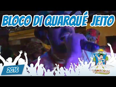 Carnaval de Nazaré Paulista 2016 - Bloco Di Quarqué Jeito