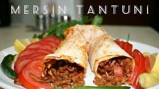 Tantuni nasıl yapılır - Mersin'in en meşhur ustası yaptı biz yedik - yemek tarifleri - tantuni