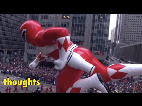 Macy's Thanksgiving Day Parade 2015 FULL REVIEW/THOUGHTS