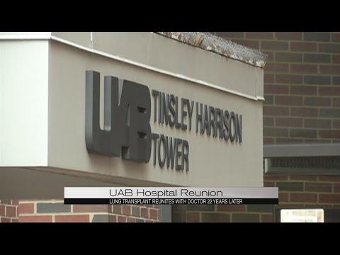 UAB Hospital reunion - YouTube