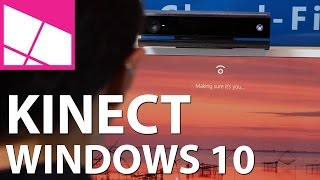 Hands-on: Kinect for Windows 10